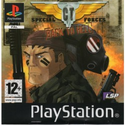 CT Special Forces - Playstation  108255  Playstation