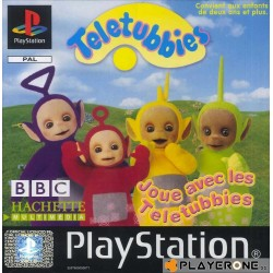 Teletubbies : Joue avec les Teletubbies - Playstation  108722  Playstation