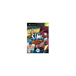 The Sims Bustin Out - Xbox  110193  Xbox