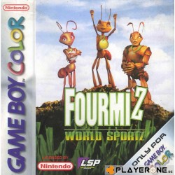 Fourmiz World Sportz - Game Boy Color  113773  Game Boy Color