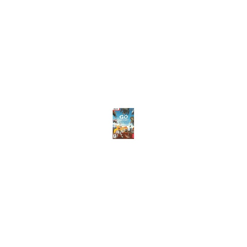 Lucky Luke Go West - PC Game  113814  PC Games