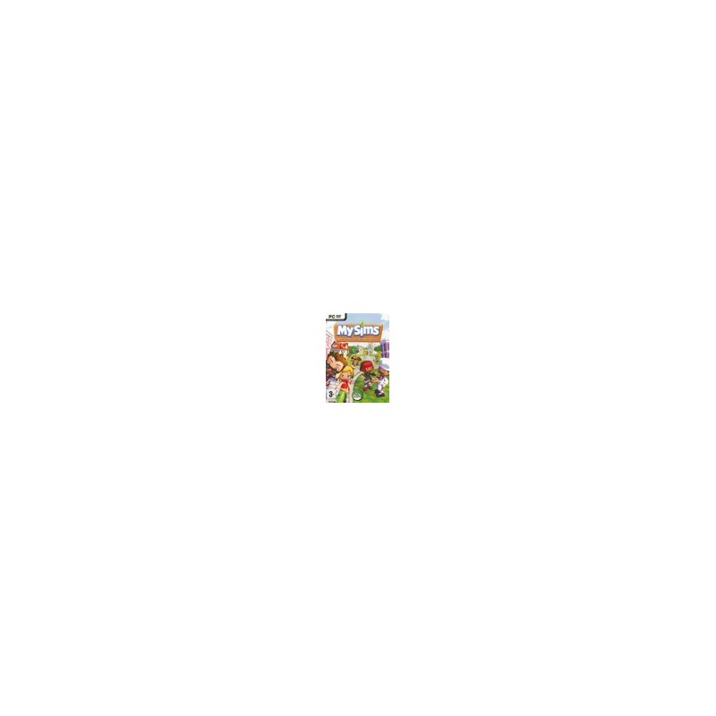 My Sims - PC Game  118147  PC Games