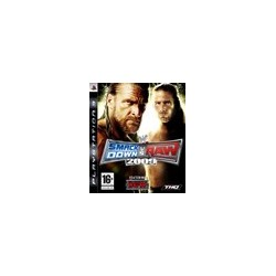 WWE SmackDown Vs Raw 2009 - Playstation 3  118523  Playstation 3