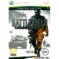 Battlefield Bad Company 2 COLLECTOR EDITION - Xbox 360  123242  Xbox 360