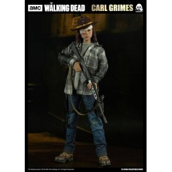 THE WALKING DEAD - Carl Grimes Regular Action Figure - 29cm 170914  Walking Dead
