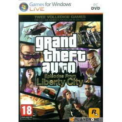 GTA 4 : Episodes of Liberty City - PC Game  123964  PC Games