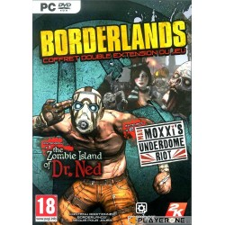 Borderlands Game Add On Pack - PC Game  124025  PC Games