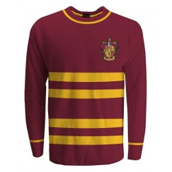 HARRY POTTER - Pull Over - Gryffindor School Uniform (XXL) 165116  Pull-Over - Truien
