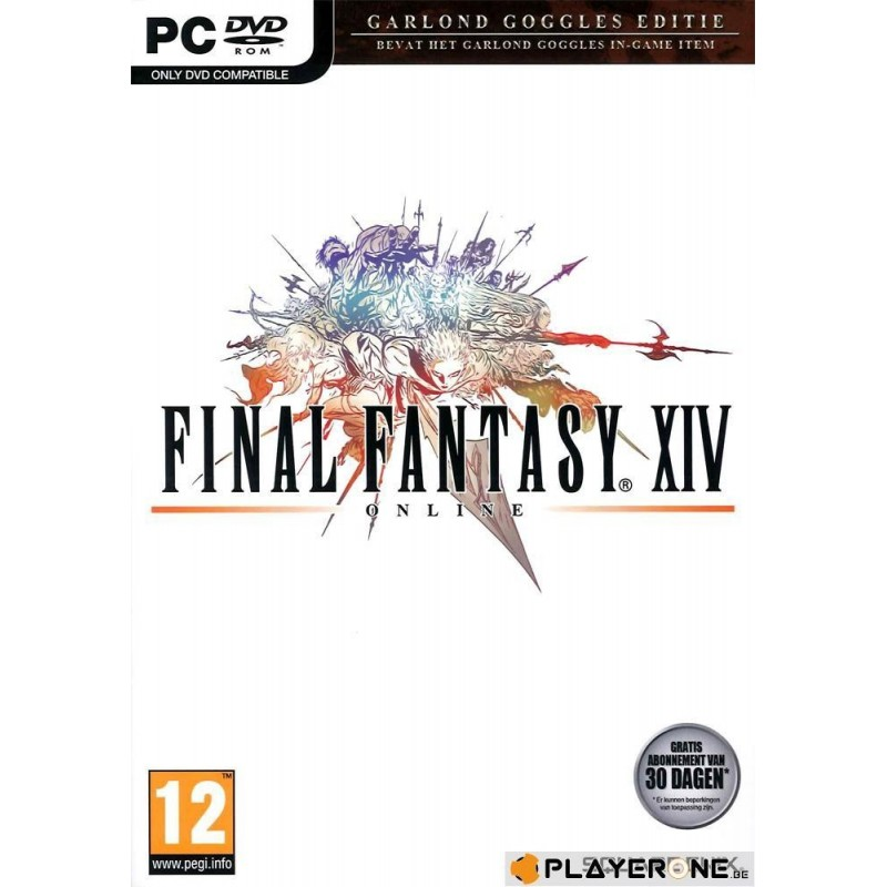 Final Fantasy XIV Edition Garlond - PC Game  125193  PC Games