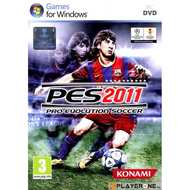 Pro Evolution Soccer 11 - PC Game  125226  PC Games