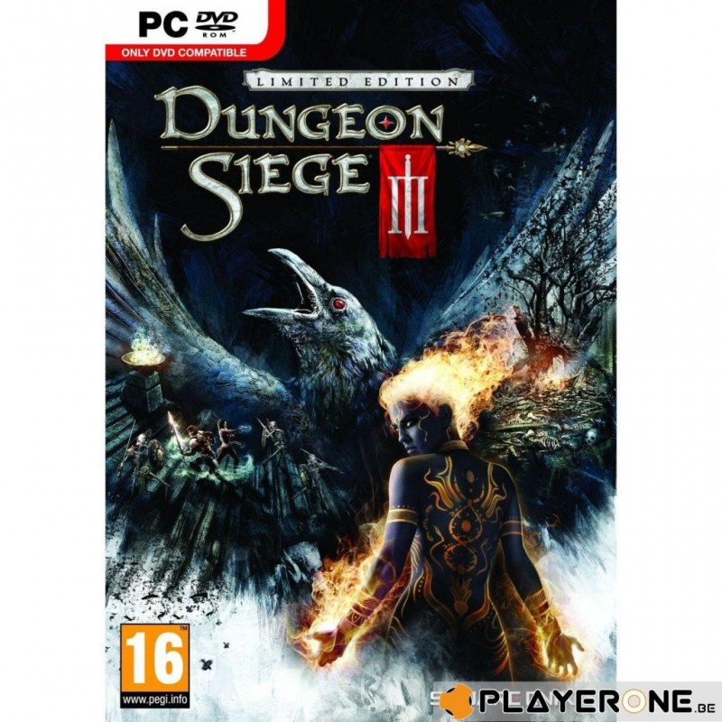 Dungeon Siege 3 Limited Edition - PC Game  126525  PC Games