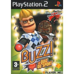 Buzz! Le Quiz du Sport - Playstation 2  126720  Playstation 2
