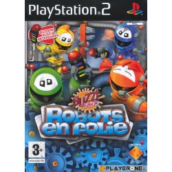 Buzz! Junior Robots en Folie - Playstation 2  126731  Playstation 2