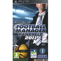 Football Manager Handheld 2011 (FR) - Playstation Portable  126905  PSP