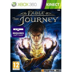 FABLE the Journey ( KINECT Only ) - Xbox 360  127600  Xbox 360