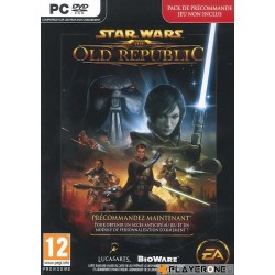 Star Wars The Old Republic ( PRE-ORDER Box ) - PC Game  127899  PC Games