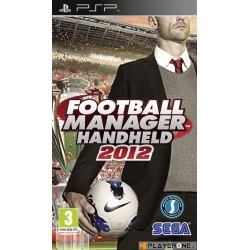 Football Manager Handheld 2012 - Playstation Portable  127999  PSP