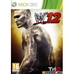 WWE Smackdown VS Raw 2012 ( WWE 12 ) - Xbox 360  128284  Xbox 360