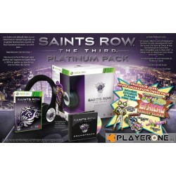 Saints Row The Third - HEADPHONE PACK - Xbox 360  128842  PC headsets