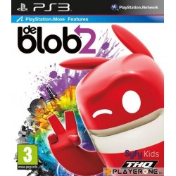 De Blob 2 (3D) - Playstation 3  128975  Playstation 3