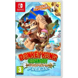 Donkey Kong Country Tropical Freeze 165096  Nintendo Switch
