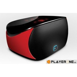 Logitech - Mini Boombox for iPad/iPhone ... ( RED ) 130386  Ipad & Tablet accessoires