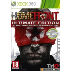 HomeFront Ultimate Edition - Xbox 360  130632  Xbox 360