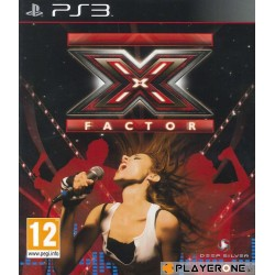 X-Factor ( Solo ) - Playstation 3  130859  Playstation 3