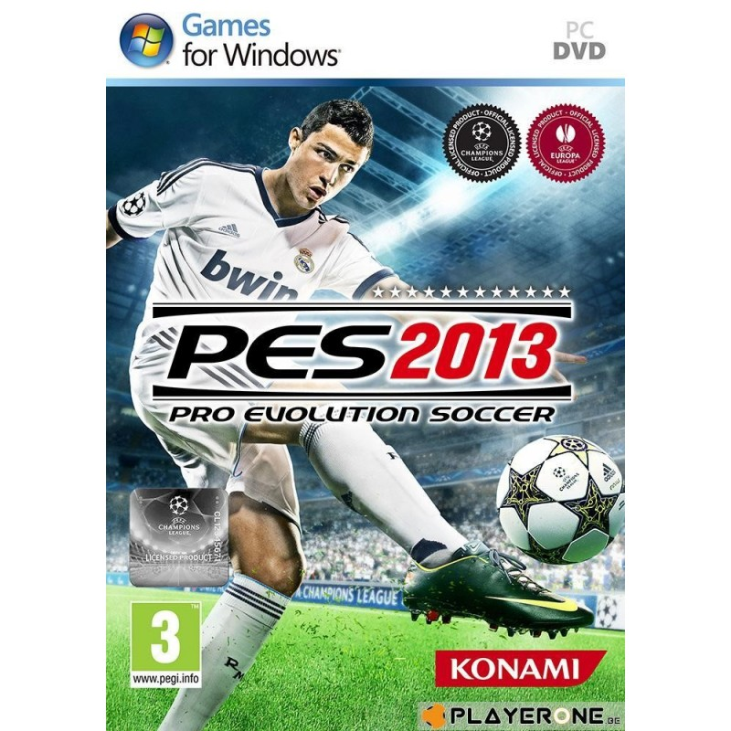 Pro Evolution Soccer 2013 - PC Game  130907  PC Games