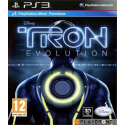 TRON : Evolution - Playstation 3  131150  Playstation 3