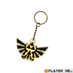NINTENDO - Zelda Bird Enameled METAL Key Chain 131519  Sleutelhangers