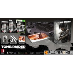 Tomb Raider SURVIVAL EDITION - Xbox 360  133015  Xbox 360