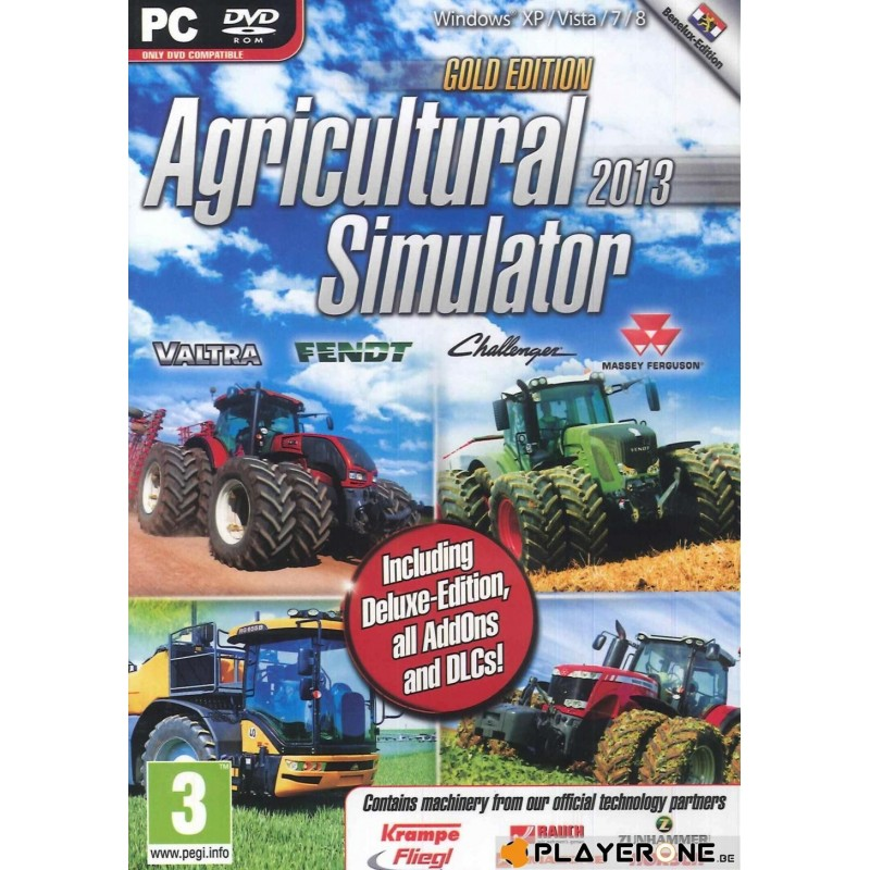 Agricultural Simulator 2013 - Gold Edition - PC Game  135375  PC Games