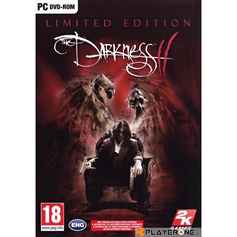 The Darkness 2 LIMITED EDITION - PC Game  135600  PC Games