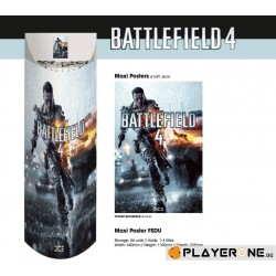 BATTLEFIELD 4 - Display 56 Posters (61X91) : 56 X Cover 136894  Posters