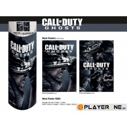 COD GHOST - Display 56 Posters (61X91) : 28 X Cover 28 X Profiles 136897  Posters