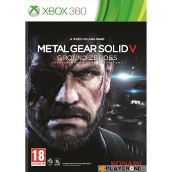 Metal Gear Solid V : Ground Zeroes - Xbox 360  137747  Xbox 360