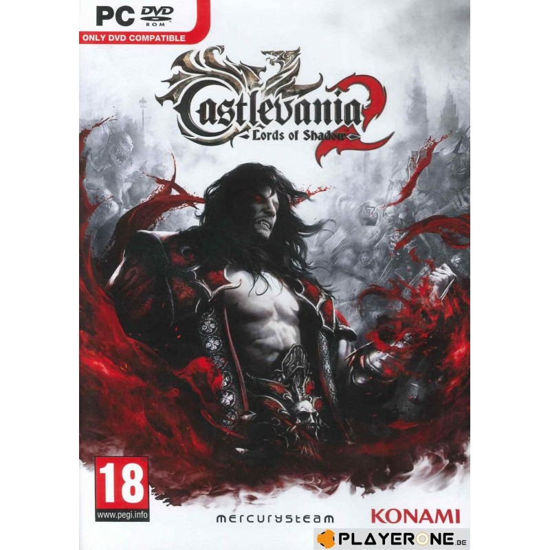 Castlevania : Lords of Shadow 2 - PC Game  137752  PC Games