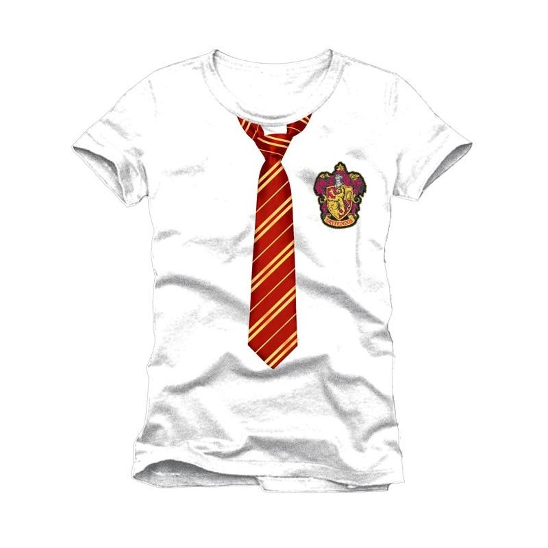 HARRY POTTER - T-Shirt Gryffindor Disguise (M) 165081  T-Shirts