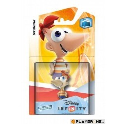 DISNEY INFINITY - Single Character - Phineas 137904  Disney Infinity Accessoires
