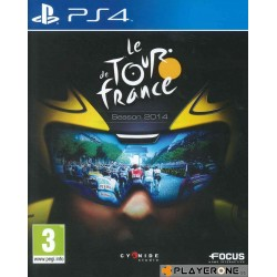 Tour de France 2014 - Playstation 4  138558  Playstation 4