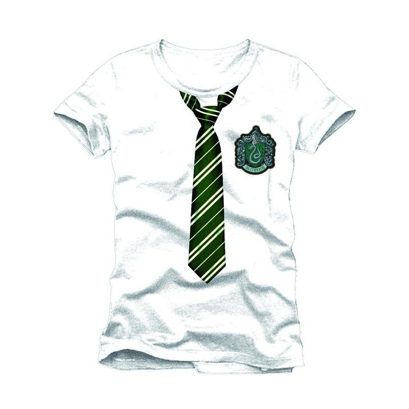 HARRY POTTER - T-Shirt Slytherin Disguise (L) 165077  T-Shirts