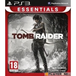 Tomb Raider (ESSENTIALS) - Playstation 3  139294  Playstation 3