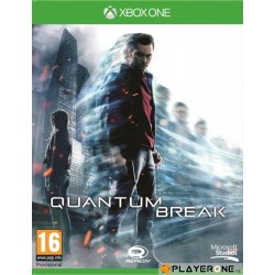 Quantum Break - Xbox One  140369  Xbox One