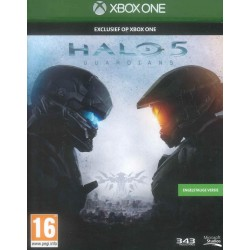 Halo 5 : Guardians - Xbox One  140372  Xbox One