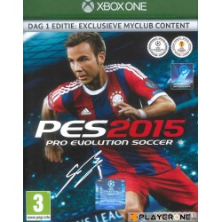 Pro Evolution Soccer 2015 - Xbox One  140383  Xbox One