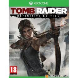 Tomb Raider : Definitive Edition - Xbox One  140445  Xbox One
