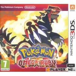 Pokemon Omega Ruby - 3DS  140449  Nintendo 3DS
