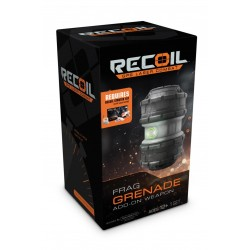 RECOIL GPS Laser Combat - Frag grenade Add-On Weapon 165070  Games Divers