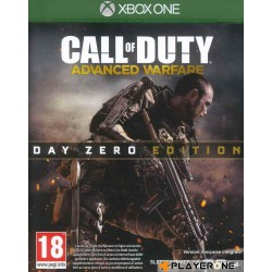 Call Of Duty Advanced Warfare Day ZERO Edition - Xbox One  140676  Xbox One